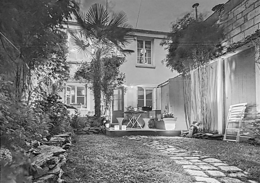 Marché de Talensac – Maison avec terrasse végétalisée – VENDUE